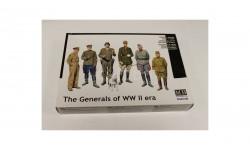 35108 Генералы второй мировой войны 1:35 masterbox