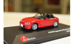 SUZUKI Cappucino (Close Top) 1994 Red  J-Collection 1:43