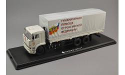 КАМАЗ-65117 МЧС шуманитарная помощь
