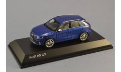 С РУБЛЯ БЕЗ РЕЗЕРВНОЙ ЦЕНЫ!!! Audi RS Q3 Sepang blue