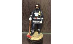 С РУБЛЯ!!! Del Prado 1:32 Фигурка Fireman (Portugal) — 2004