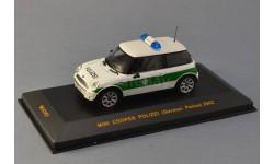 MINI Cooper «Polizei» (German Police)