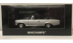 Mercedes-Benz 280 SE Cabriolet 1970 Silver Minichamps