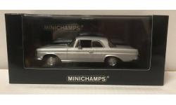 Mercedes-Benz 280 SE Coupe 1970 Silver Minichamps
