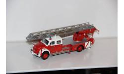 Магирус-Деутз Merkur DL30, пожарная команда г. Дортмунд, MiniChamps