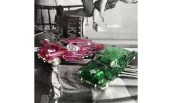 Понтиак автомобиль коллекция модель 1955 1/64, масштабная модель, Pontiac, M2, 1:64