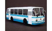 ЛАЗ-695Н, масштабная модель, Наши автобусы, scale0
