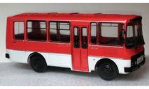 Наши Автобусы №2, ПАЗ-3205, масштабная модель, MODIMIO, scale43