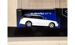 Subaru Legacy GT-B, масштабная модель, scale43, Autoart