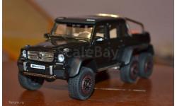 Mersedes-Benz AMG G63 6x6