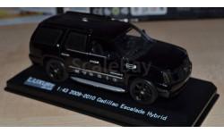 Cadillac Escalade Hybrid 2009-2010