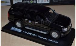 Shevrolet Suburban 2009-2010