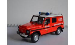 MERCEDES 230 GE Berufsfeuerwehr Aachen, масштабная модель, 1:43, 1/43, Minichamps, Mercedes-Benz