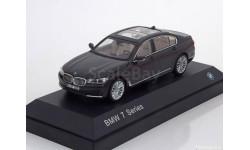 BMW 7 Series Long Version 2015 1:43 Paragon Models