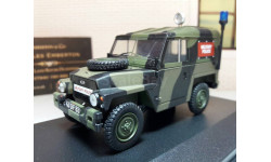 Land Rover 1/2 Ton Lightweight Military Police 1:43 Oxford