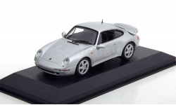 Porsche 911 (993) Turbo 1997 1:43 Minichamps Limited Edition 500 pcs