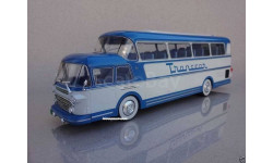 Isobloc 656 DH 1956 1:43 Altaya Bus Collection