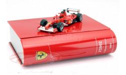 Ferrari F2002 #2 Winner Nürburgring Formula 1 2002 1:43 IXOmodels