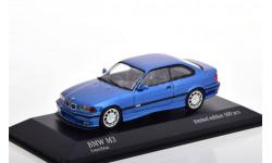 BMW M3 E36 Coupe 1992 1:43 Minichamps, масштабная модель, 1/43