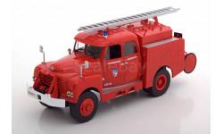 Citroen  46 CD 4x4 Feuerwehr Frankreich 1:43 Atlas