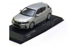 Lexus CT200h 2010 1:43 Minichamps Limited Edition 1008 pcs., масштабная модель, scale43