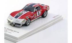 Chevrolet Corvette ZL1 No.4, 24h Le Mans 1972 1:43 True Scale Miniatures