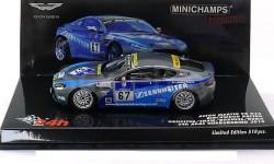 Aston Martin Vantage V8 GT4 2010 No.67, Nürburgring 1:43 Minichamps