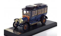 Mercedes Simplex 60 hp Touring Limousine 1903 1:43 PremiumX, масштабная модель, scale43, Mercedes-Benz