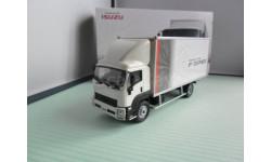 ISUZU F-SERIES 1:43 Medium-Duty Truck, масштабная модель, scale43