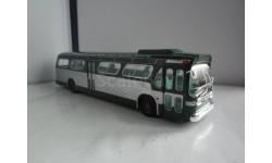 General Motors TDH-5301 USA 1065 1:43 Altaya Bus Collection, масштабная модель, GMC, 1/43