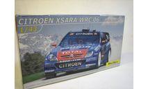 Citroen XSARA WRC 06 Tour de Corse Heller 80116, сборная модель автомобиля, Citroën, 1:43, 1/43