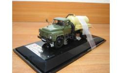 ГАЗ 53А АВВ-3,6 Вода 1984 105328 Dip Models с рубля, масштабная модель, 1:43, 1/43