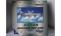 1:400 Boeing 727-200 Ozark, GeminiJets