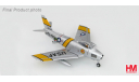 F-86E Sabre , 4th Fighter Wing, Korean War,Hobby Master, масштабные модели авиации, scale72, North American
