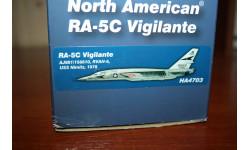 RA-5C Vigilante , RVAH-6 USS Nimitz 1978,Hobby Master