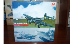 Bf-110G-2/R3 Defense of the Reich,Hobby Master