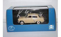 Москвич 402 1957г. х.ф 'К Чёрному морю',VVM021, масштабная модель, 1:43, 1/43