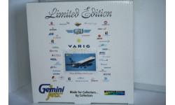 1:400 MD-11 VARIG + VHS,GeminiJets