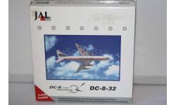 1:400 DC-8-32 JAL, JA8001 ,GeminiJets