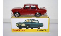 Москвич 408,Dinky Toys Atlas