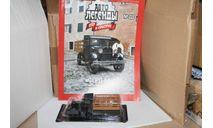 ФОРД-АА,Автолегенды СССР №222, масштабная модель, Автолегенды СССР журнал от DeAgostini, scale43, Ford