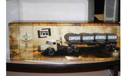 Berliet TBO 15 6x4 Mission Alger-Edjeleh,Norev