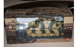 1:43 Panzerjager Tiger Ausf B(Sd.kfz 186) Jagdtiger