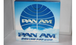 1:200 Boeing 737-275/Adv Pan American,Blue Box