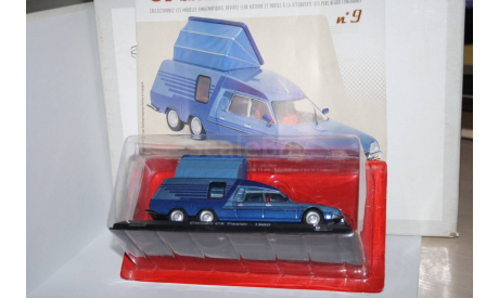 Citroen CX Tissier Penthouse ,Hachette  Скидка!!!, масштабная модель, Citroën, scale43