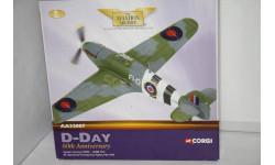 1:72 Hawker Huricane MK.IIC D-Day,Corgi AA32007