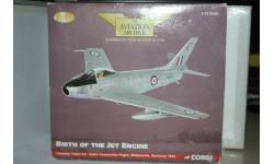 1/72 Canadair Sabre F.4 ,Corgi