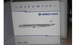 1:200 Airbus A320-214 Aeroflot VP-BNT,JC Wings
