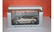 Porsche Panamera Turbo S 2014 executive ,Minichamps, масштабная модель, scale43
