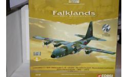 1:144 C-130K C.1K Hercules RAF Falklands ,Corgi, масштабные модели авиации, 1/144